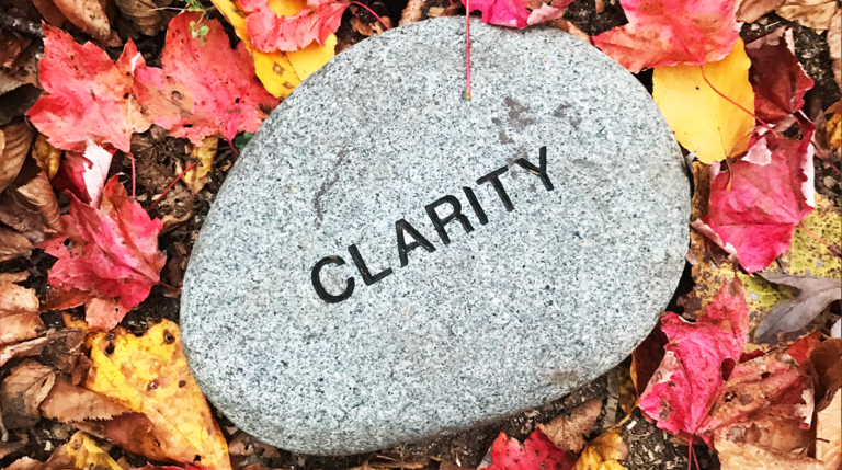 Volume 2 Issue 45: Clarity & Faith